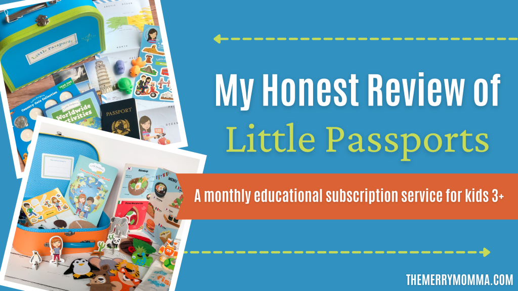 My Honest Review of Little Passports