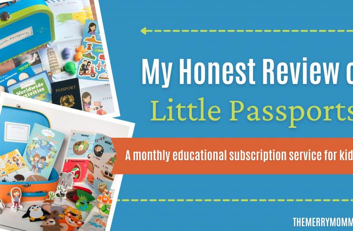 My Honest Little Passports Review