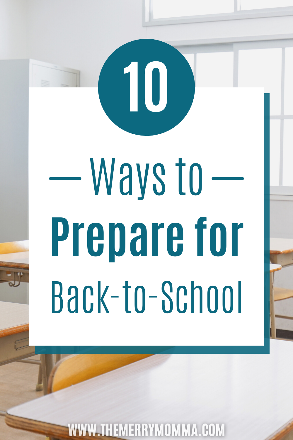 10 Ways to Prepare for Back-to-School PIN