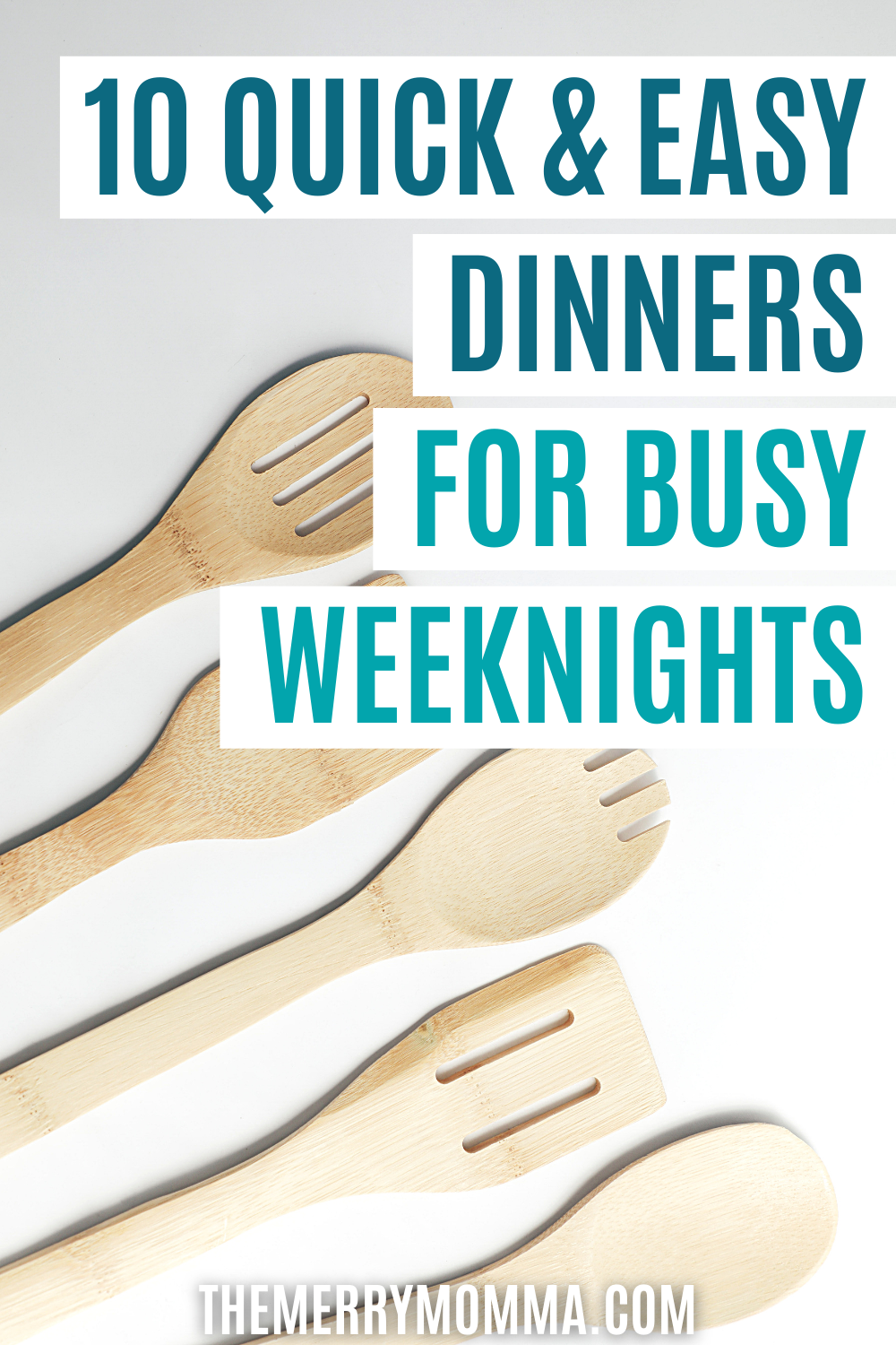 10 Quick & Easy Dinners for Busy Weeknights