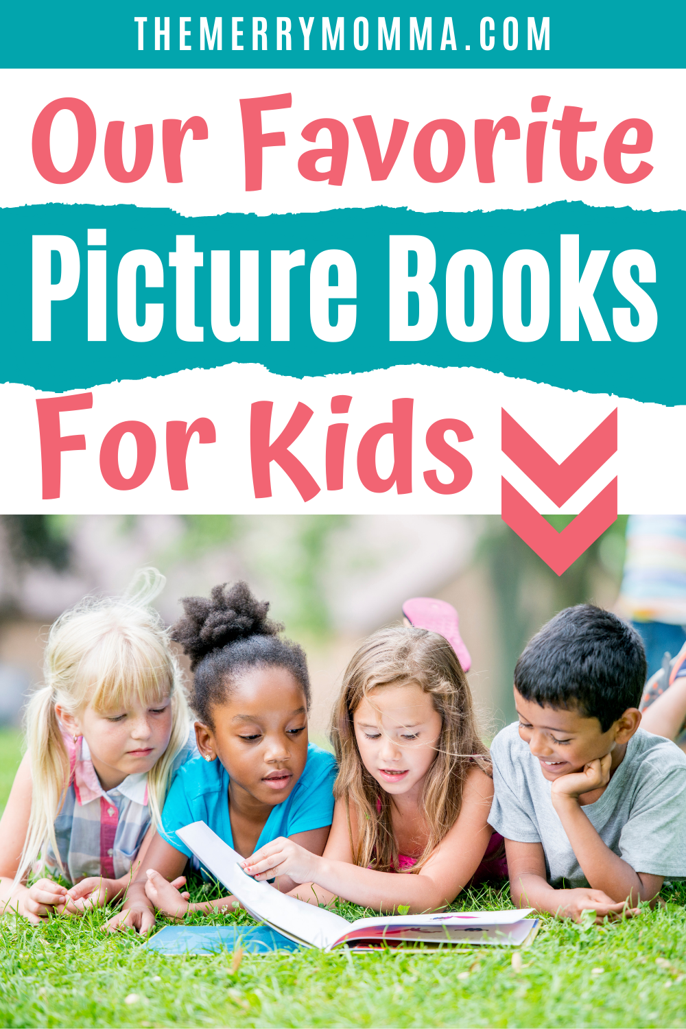 Our Favorite Picture Books for Kids PIN